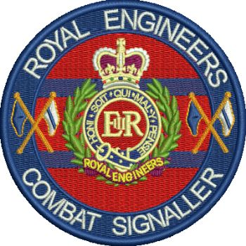 RE Combat Signaller